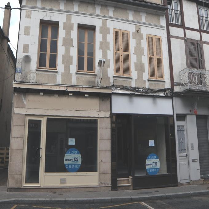 Location Immobilier Professionnel Fonds de commerce Auxerre (89000)