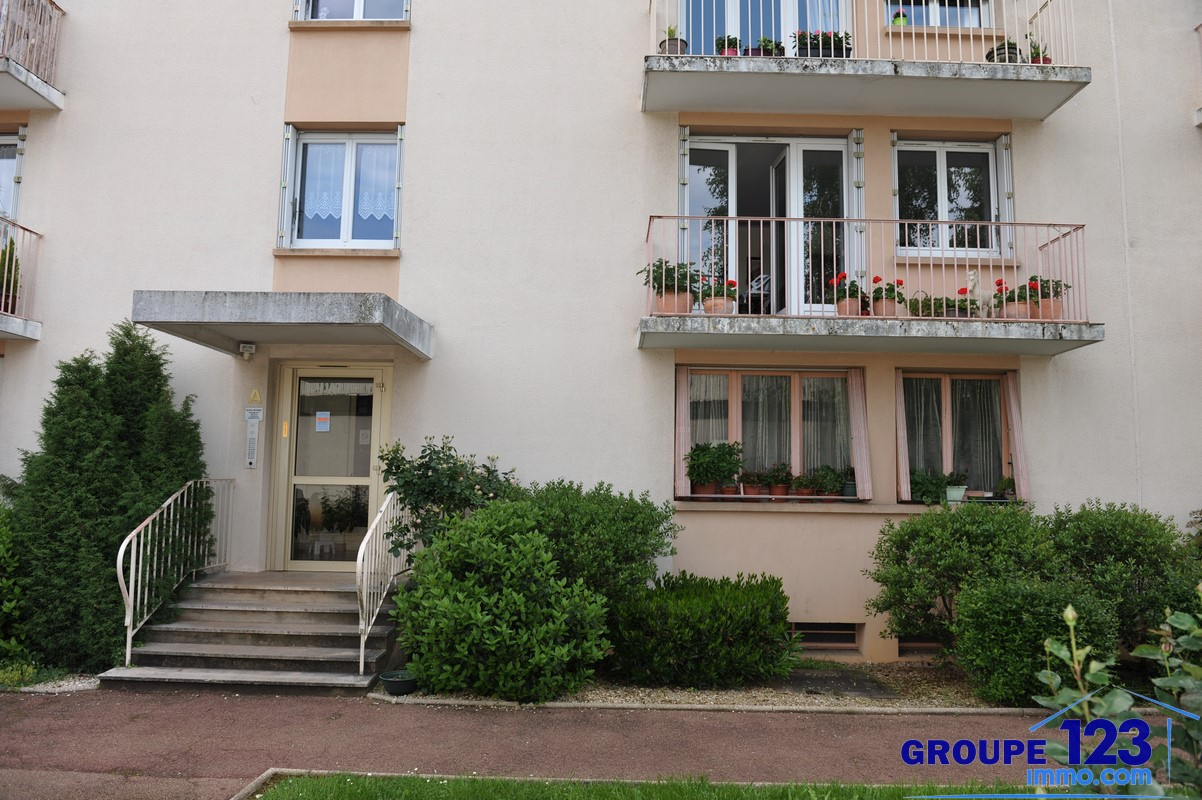 Annonce vente appartement auxerre 89000 65 m 107 000 for Vente de appartement