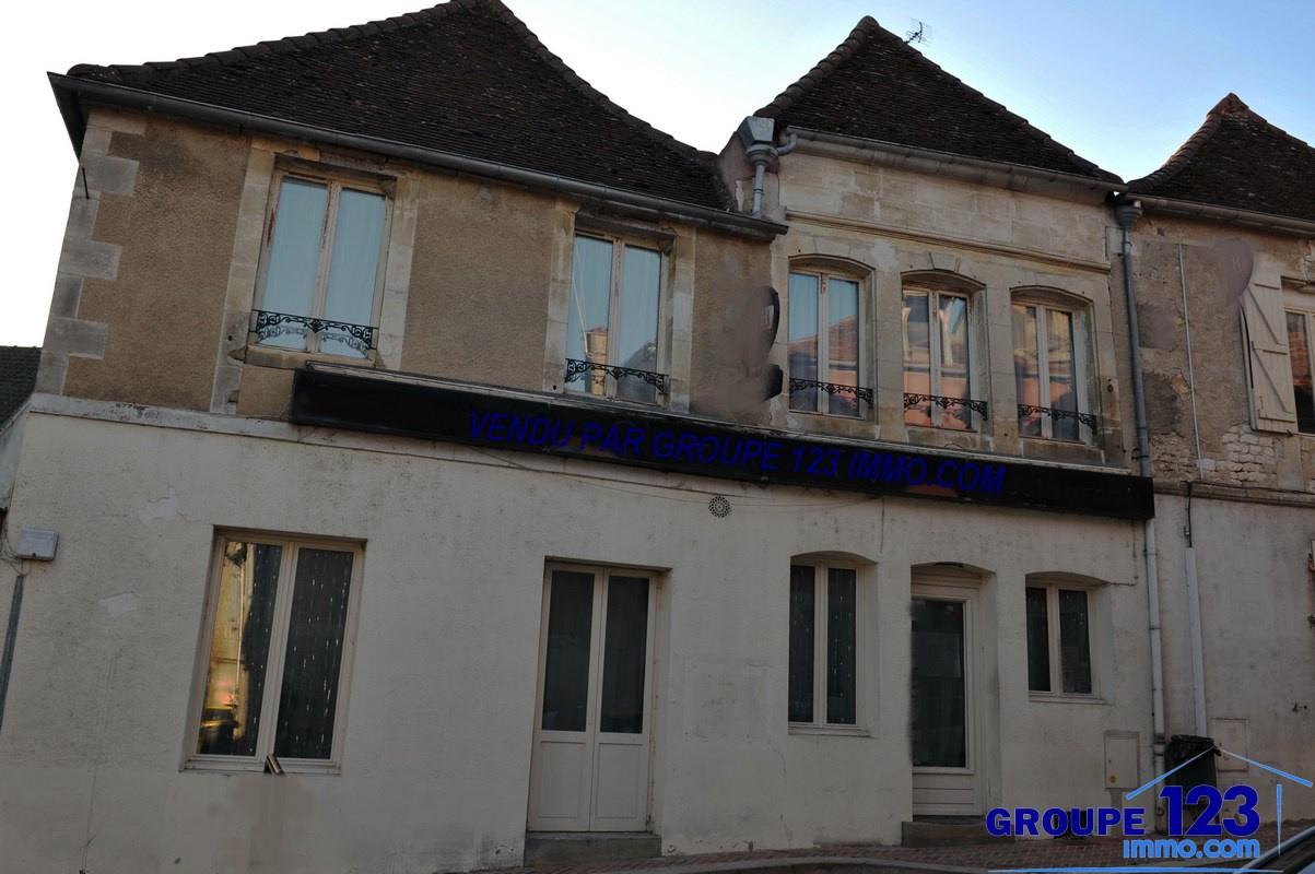 Vente Immobilier Professionnel Local commercial Saint-Bris-le-Vineux (89530)