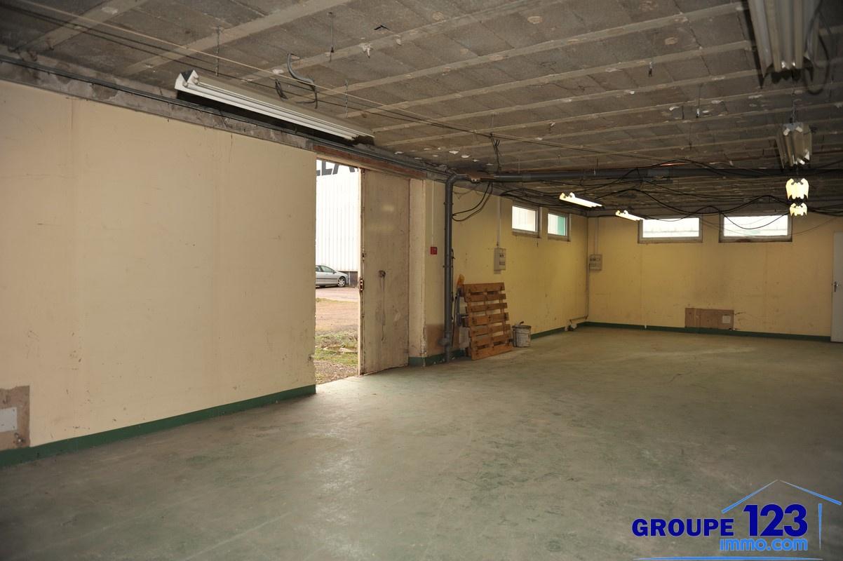 Location Immobilier Professionnel Local d'activité Appoigny (89380)