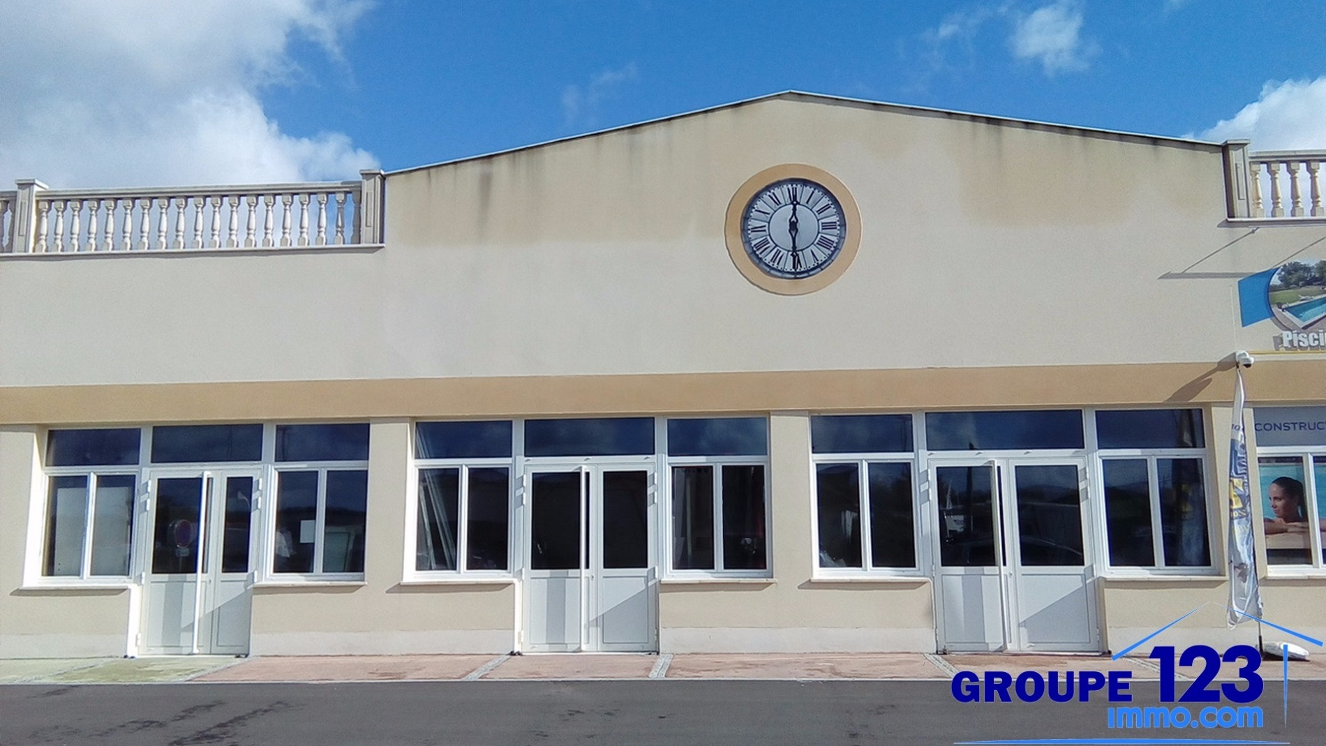 Location Immobilier Professionnel Local commercial Appoigny (89380)