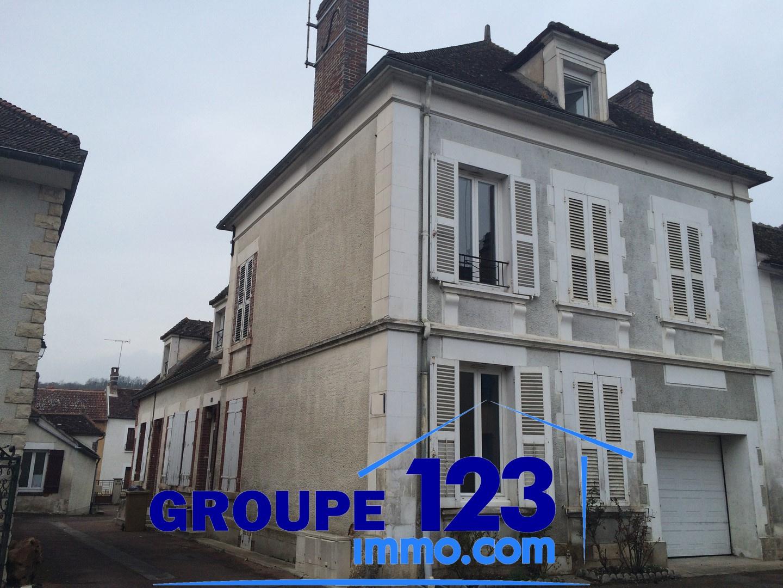 Offres de vente Appartement Bassou (89400)