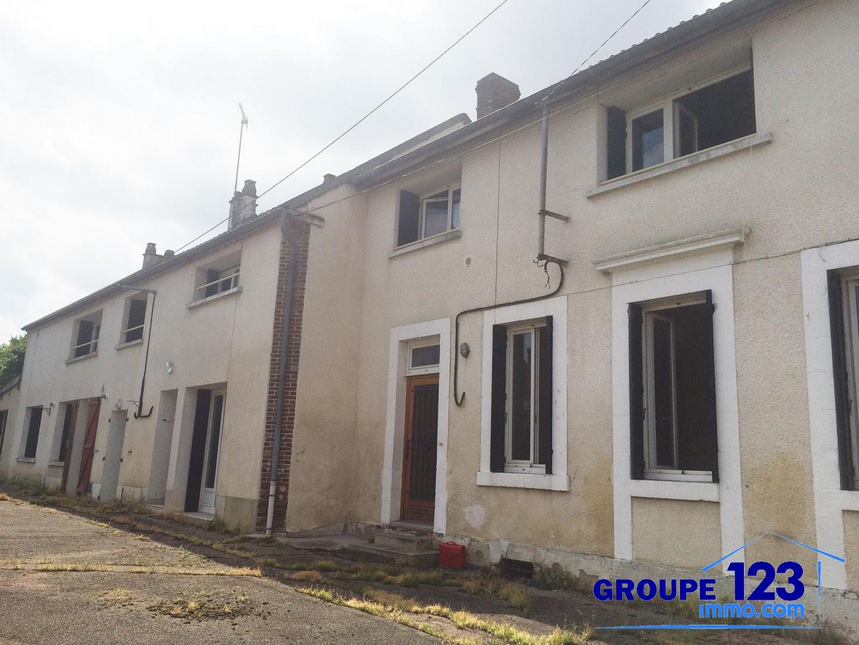 Offres de vente Immeuble Chichery (89400)