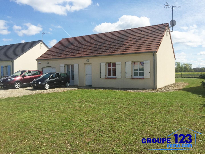 Immobilier bonnard location et vente appartements for Location vente de maison