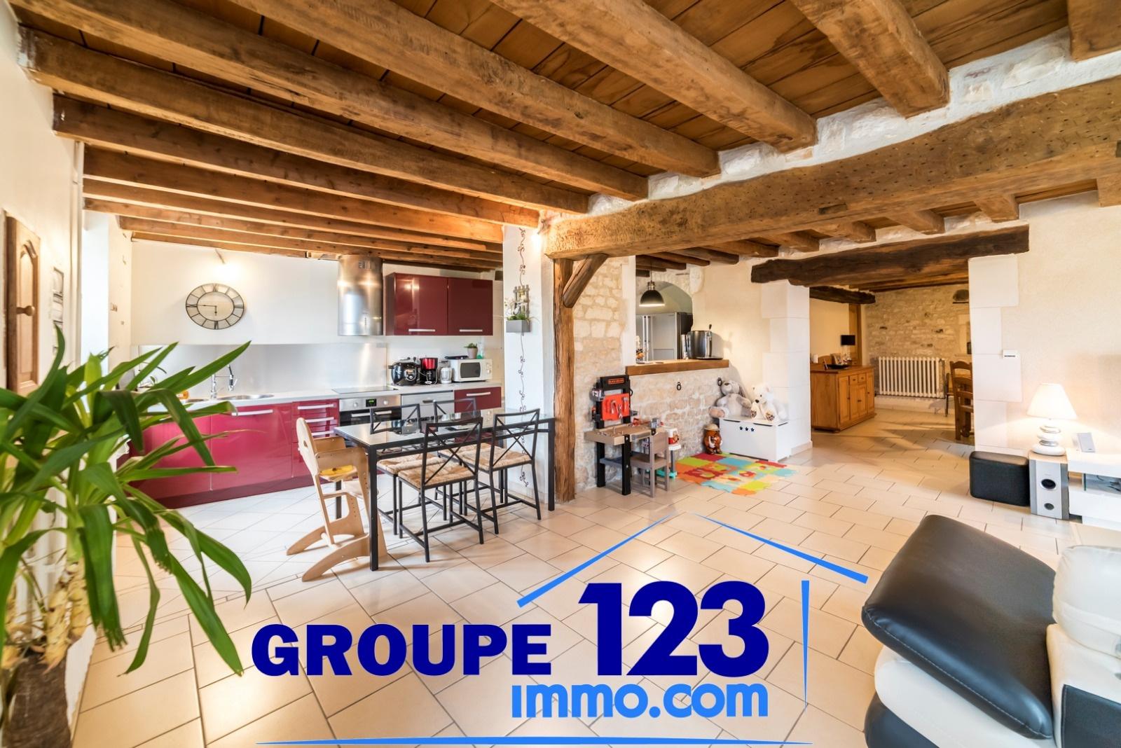 Groupe 123 immobilier auxerre vente maison et for Salon habitat auxerre